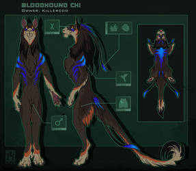Character Sheet - Bloodhound Chi