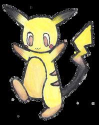 Old Style Pikachu