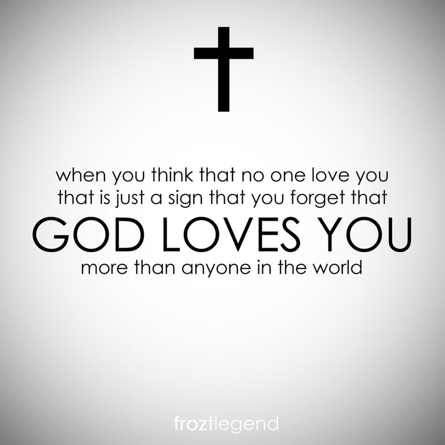 God love you by froztlegend God love you by froztlegend