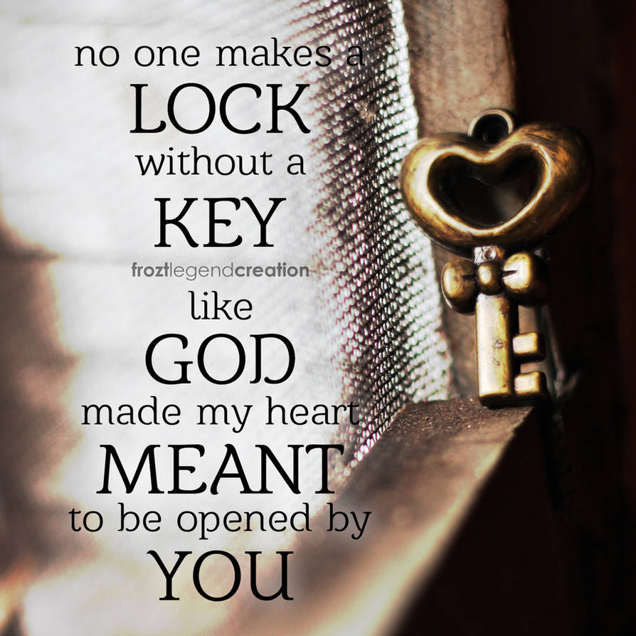 Lock and Key - Key Version