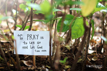 Pray by froztlegend