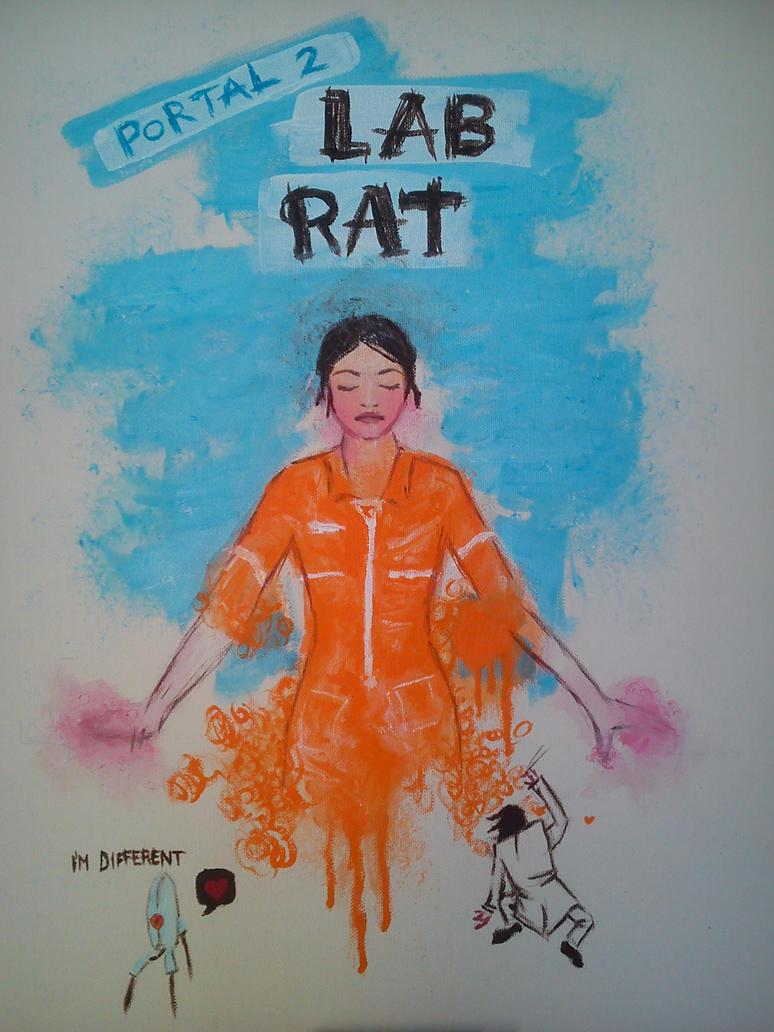 Lab Rat by ninawesth