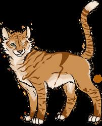 Anna Molly - Feral by herdingkats