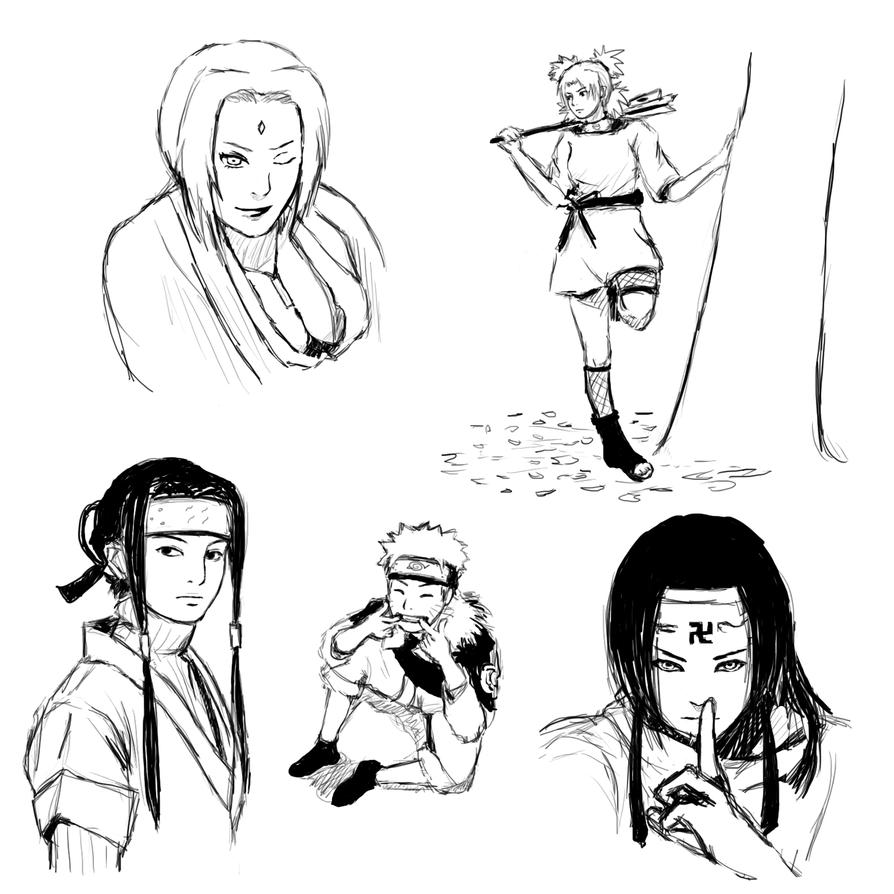 deviantart character sketches - photo #8