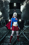 Kara Zor-El: Power house