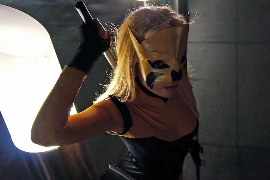 Eye of the Tigress by jinxed-jem
