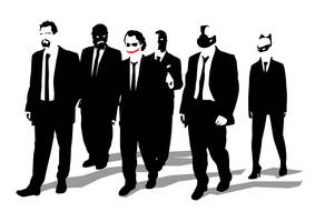 Reservoir Gotham by AndyDaRoo