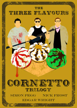 The Three Flavours Cornetto Trilogy -Frost Version