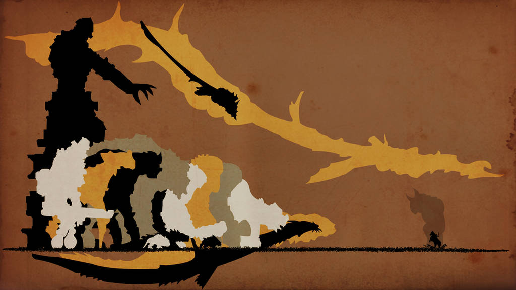 Shadows of the Colossi 1920 x 1080 by AndyDaRoo