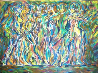 Dancing by EleSorriso