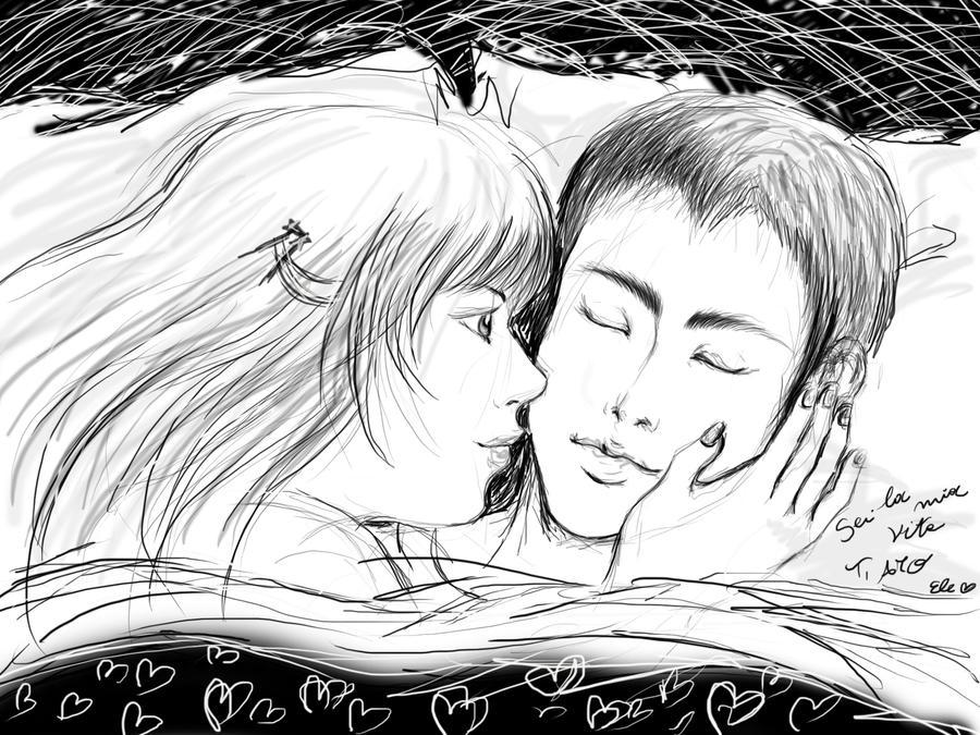 LoveSketch by EleSorriso