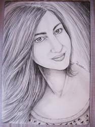 My sister by EleSorriso