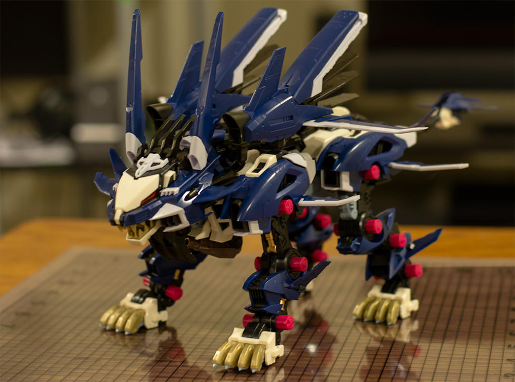 Liger-Zero-Jager-Complete by delphin714