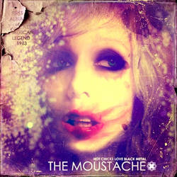 3RA - The moustache by raptureofcameleon