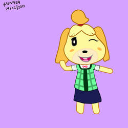 Isabelle!!!
