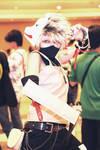 ANBU kakashi cosplay