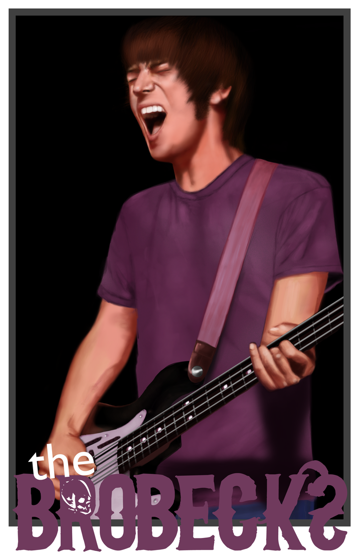 Dallon Brobecks Poster by aldog