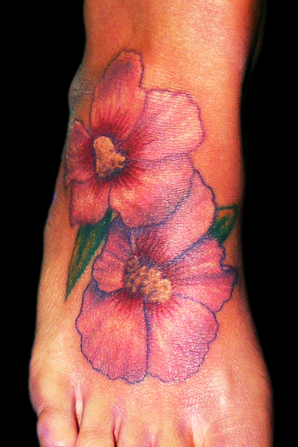 korean national flower | Flower Tattoo