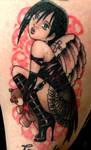 Goth Girl: arm