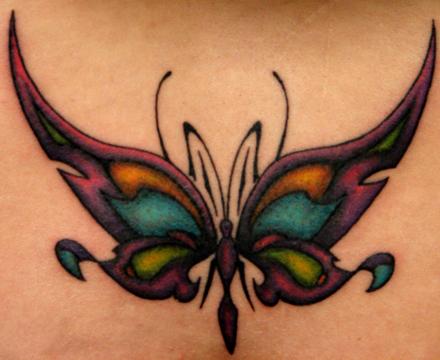 Bollt Butterfly: lowerback