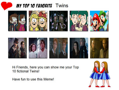 My Top 10 Twins