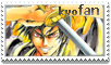 Kyo Fan Stamp
