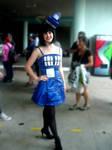 5.11.2011 Supanova-Doctor Who Tardis