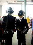 5.11.2011 Supanova-Daft Punk