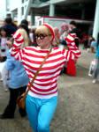 5.11.2011 Supanova-Where's Waldo