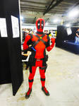 10.11.2012 Supanova- Marvel Deadpool