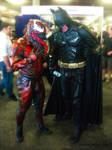 9.11.2013 Supanova - Carnage and Batman