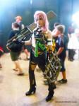 9.11.2013 Supanova- Final Fantasy- Lightning
