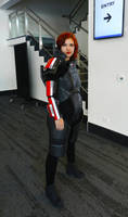 Supanova GC - Mass Effect Commander Shepard