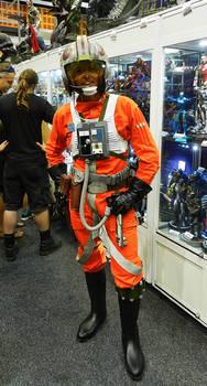 Supanova GC - Star Wars X Wing Pilot