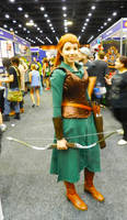 Supanova GC - The Hobbit Tauriel