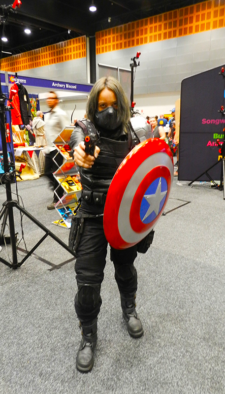 Supanova GC - The Winter Soldier