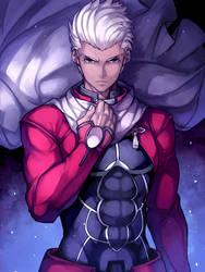 Archer - Fate/stay night by kerogi-haku