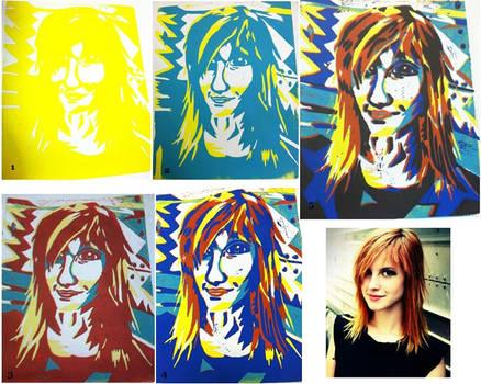 Hayley Williams Prints