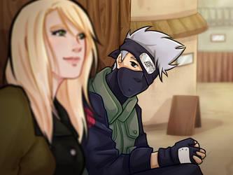 CM: Kakashi and Hayley by DecemberWildfire