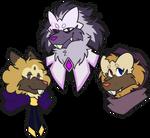 doof wizard trio
