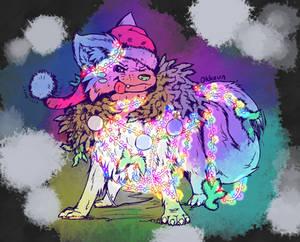 Xmas Dog