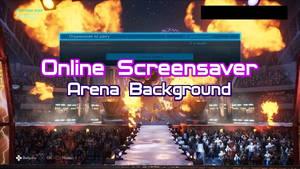 Online Screensaver: Arena Background