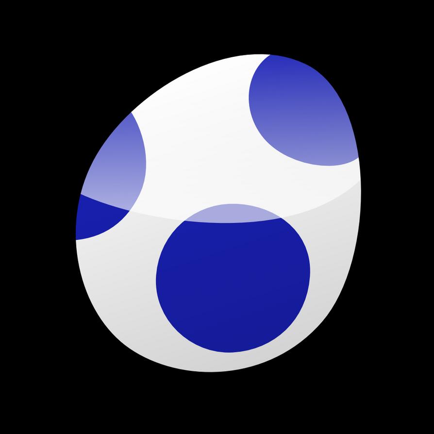 Yoshi Egg by ShadowThrust