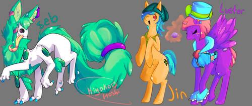 Ponies Batch 2