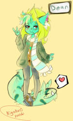 Chibi Of Old Character