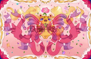 Gudetama: Sailor moon Transformation