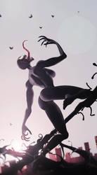 She-Venom by lamoz571