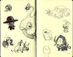 Moleskine Pages 2