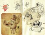 Moleskine Pages 4
