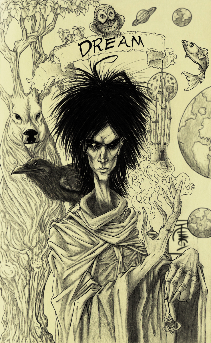 Morpheus by IgorSan